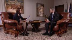 Плевнелиев горд, че е различен от Първанов, не променя позицията си спрямо Путин