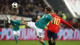 "Испания спря Германия на ""Есприт Арена"" в Дюселдорф (ВИДЕО)"