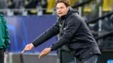 Треньорът на Борусия (Дортмунд) отново става помощник