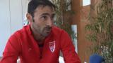 Тошко Янчев: ЦСКА  е моят клуб