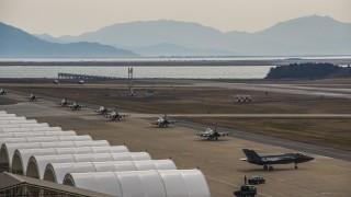 Южна Корея и САЩ започнаха мащабните си военновъздушни учения