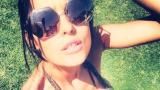 Жената на Борето Солтарийски се разголи! (СНИМКИ 18+)
