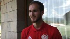 Данте Стипица: ЦСКА ще бъде в Топ 5 на Хърватия
