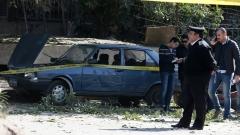 Атентатор вряза камион за боклук с експлозиви в КПП в Египет
