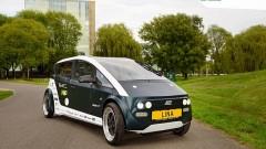 В Холандия създадоха зелена кола от захар