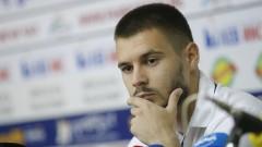 Кристиян Малинов: Оставам в ЦСКА, рухнахме за титлата в Разград