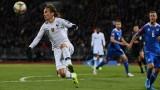 Исландия капитулира срещу Франция, победен гол на Жиру