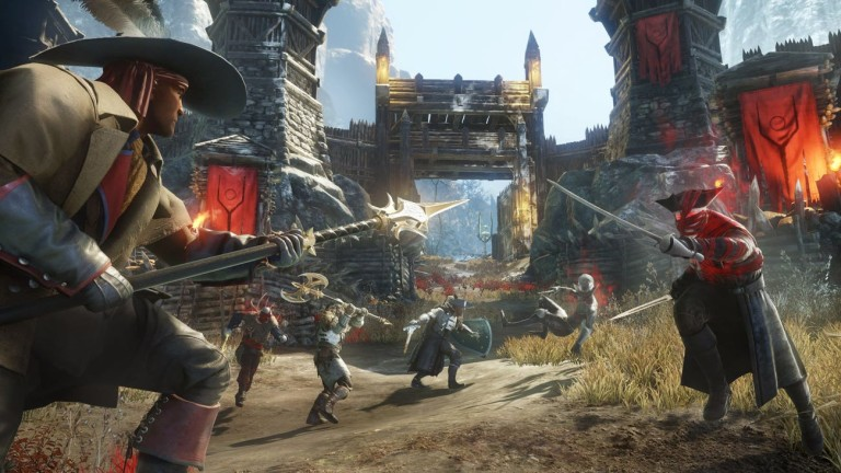 След три години труд, първата MMORPG компютърна игра на Amazon