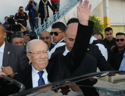 88-годишният Есебси спечели президентските избори в Тунис