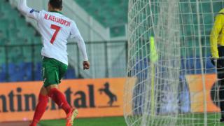 ГЛЕДАЙ ТУК: България - Азербайджан 2:0