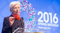 Лагард: Политика ала Доналд Тръмп ще бъде опасна за глобалната икономика