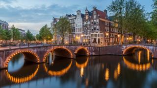 На разходка до Амстердам (ВИДЕО)
