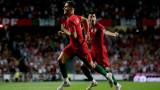 Португалия победи Италия с 1:0