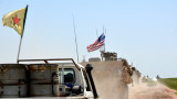 САЩ започват да изтеглят военна техника от Сирия