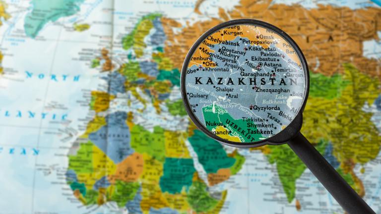 Властите в Казахстан отрекоха доклад, публикуван от китайско посолство, че