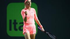 Виктория Азаренка се връща в елита след четвърта победа в Маями