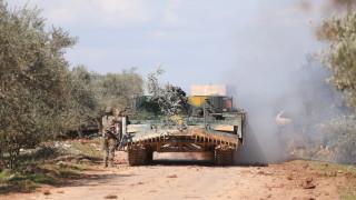 ЕС осъди военната офанзива в Идлиб