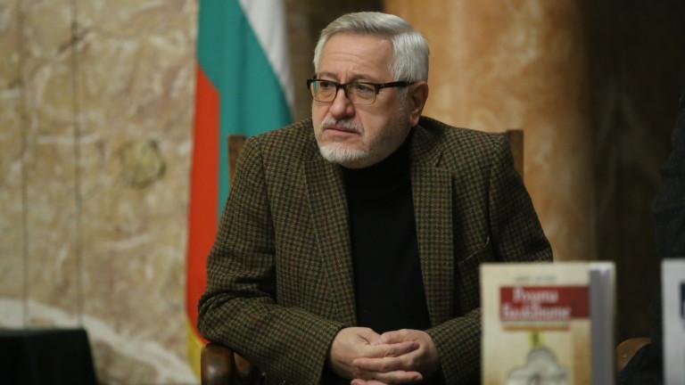 Проф. Ангел Димитров иска политиците да си поемат отговорността за РСМ