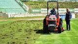 """Ремонтните дейности на стадион """"Христо Ботев"""" във Враца приключват до март"""