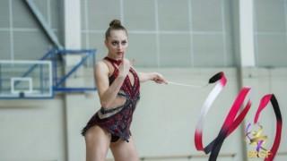 Боряна Калейн се класира за финалите на обръч и на топка в Москва