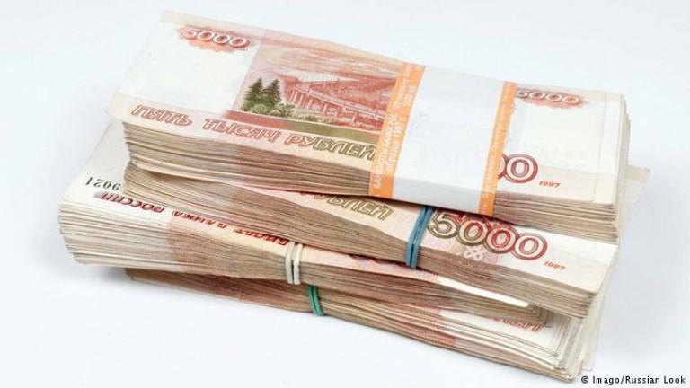 """Във валутния баланс на Русия има рекордна """"дупка"""""""