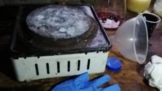 Разбиха мобилна лаборатория за производство на метамфетамин в Бургаско