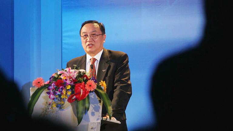 Лиу Чуанджи, председател на Legend Holdings, компанията майка на Lenovo
