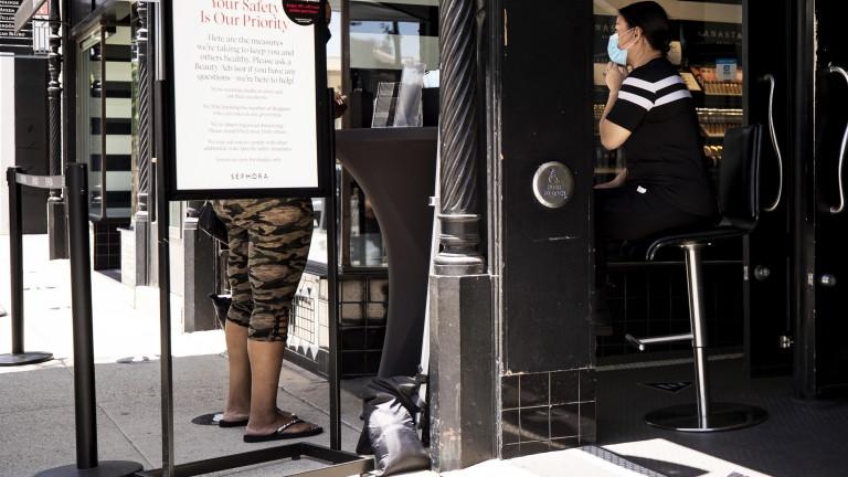 Коронавирус: Калифорния с рекордни над 11 000 заразени за ден