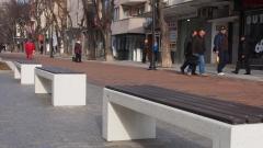 Крадци оставиха лъва сам и без Диана от скулптурата във Варна