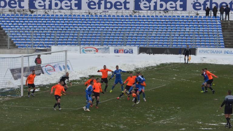 Арда извоюва трудна победа у дома над Литекс (Резултати от Втора лига)