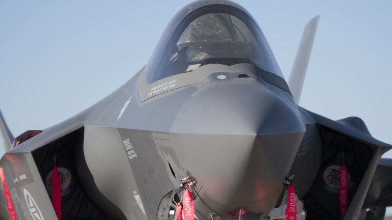 Пентагонът получи отстъпка за Ф-35, цената падна под $80 млн. за изтребител