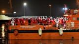 Испания спаси повече от 500 мигранти