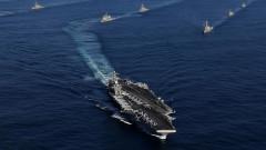 САЩ и Япония провеждат ВМС учения в Южнокитайско море