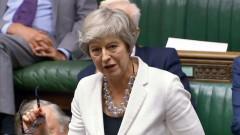 Тереза Мей настоява да се подкрепи сделката за Брекзит