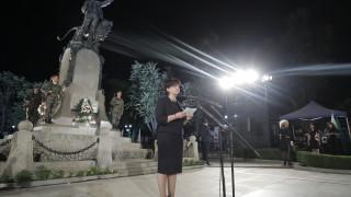 Караянчева в слово в чест на Апостола: Приобщаване е потребно на народа ни
