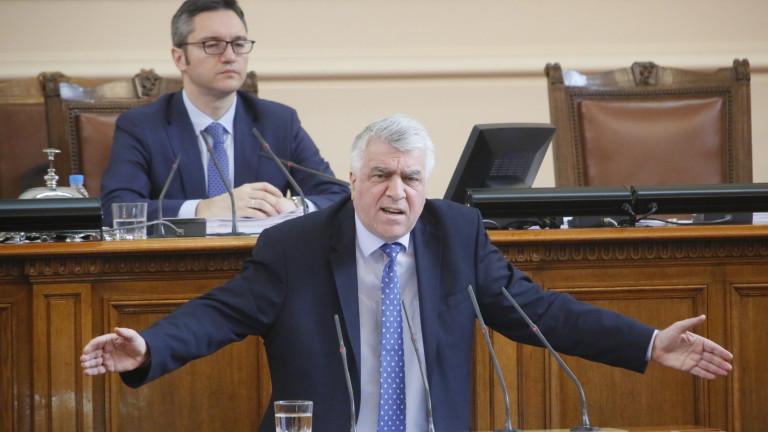 Лидерът на БСП Корнелия Нинова заяви, че актуализацията на бюджета