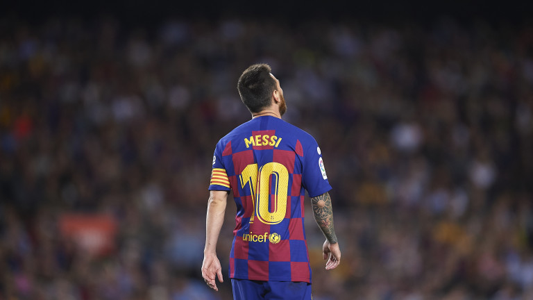 Лионел Меси изравни рекорд на Роналдо в Ла Лига
