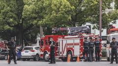 Осем жертви и девет в неизвестност след срутване на хотел в Китай
