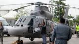 """Вертолет """"Пантер"""" на ВМС падна във водата по време на учение"""