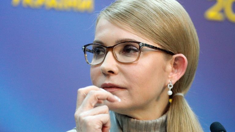 Бившата премиерка на Украйна е в тежко състояние заради COVID-19