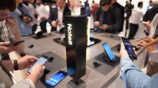 Новият Samsung Galaxy Note 8 е тук. Колко ще струва у нас?