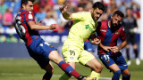 Скучно начало на 9-я кръг в Ла Лига, Леванте и Хетафе не излъчиха победител (ВИДЕО)