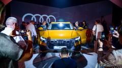 Новото Audi Q8 - мощ, стил и най-съвременни технологии