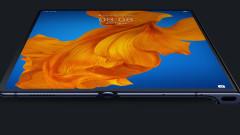 Huawei готви трети сгъваем телефон