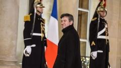 Левият политик Жан-Люк Меланшон се кандидатира за президент на Франция