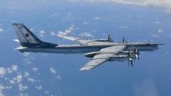 Руски бомбардировачи отново край Аляска