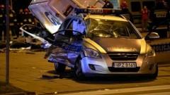 Камион се вряза в кортежа на генералния секретар на НАТО Йенс Столтенберг