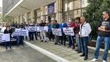 Масов протест на рибари в Бургас - секторът бил обречен на гибел