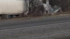 Мъж загина в катастрофа на пътя Русе - Плевен