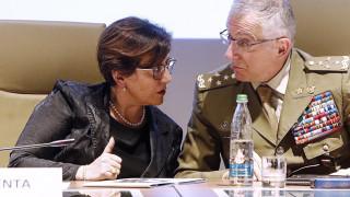 И Италия започва военна мисия в Нигер